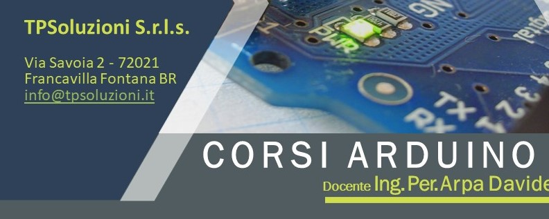 Back to the Basics: Corsi per Arduino